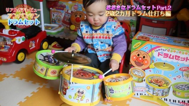 【RV】ドラムセット試打編.Still013